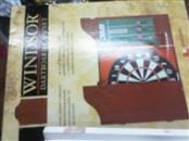 WINDSOR DMI DART BOARD CABINET